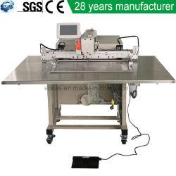 Sapatas programável automático padrão superior de máquina de costura da Sapata