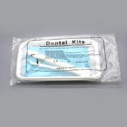 Объем продаж на заводе Cangzhou ежедневно одноразовые стоматологические изучение стерильным комплект 5 в 1, одноразовые стоматологические стороны документов