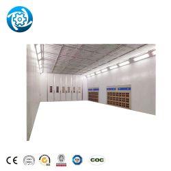 La nueva China Alibaba Proveedor de oro Express Certificado CE de cabina de pintura, Alquiler de cabina de rociado de microondas, Paint Zoom