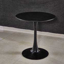 Einfache Moderne Gehärtetes Glas Mini Runde Beistelltisch Kreative Edelstahl Sofa Beistelltisch, Mode Kleine Couchtisch