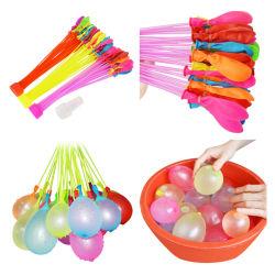 111PCS/bolsa llenando globos de agua de verano divertido juguete al aire libre