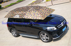 ombrelli automatici dell'automobile del coperchio dello schermo del tetto dell'automobile di 4.2m 4.8m con la tonalità di nylon della neve del parabrezza del riparo dell'automobile di telecomando