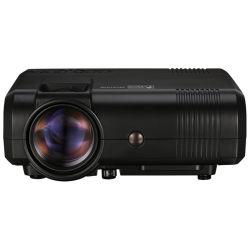 Proyector de vídeo LED TV HiFi mini proyector de cine en casa Samrt