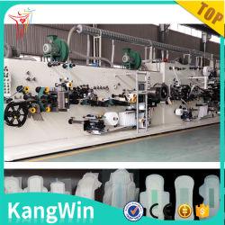 máquina de pensos higiénicos utilizado da linha de produção