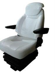 Venta caliente asiento barco impermeable de PVC blanco