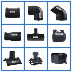 Dell'HDPE PE100 degli accessori per tubi elettro Fustion 180mm curvatura E-F di plastica di Electrofusion 90 gradi