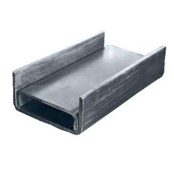 Gleicher Stahl unterteilt Kanal des Fluss-Stahl-Q235 warm gewalzten C