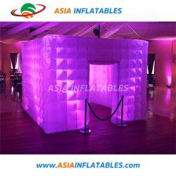 Pop up de l'air gonflable personnalisés des murs pour Trade Show