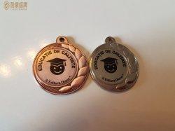 Médaille de sport personnalisé, médaille de l'événement, le prix Médaille, Or Argent Médaille en laiton