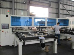 Nous multifonctions/palettes en bois de l'UE clouage Machine/palette en bois Making Machine/machine à bois