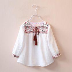 Hot Vente d'enfants Princess jupe en dentelle de coton agréable été bébé fille robe de plage