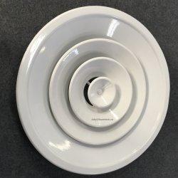 Circular de alumínio HVAC Round difusor de ar do teto