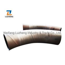 중국 Factory Hot Bended Pipe 3PE X42 X60, Natural Gas Purpose를 위한 API 5L Psl1 X52 ASTM A234 Wpb Hot Induction Bends