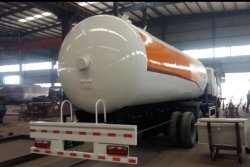 Dongfeng 6X4 20CBM 10 tonnes pour la livraison du chariot du réservoir de GPL Gaz GPL