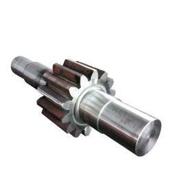 L'usinage CNC OEM de précision en acier au carbone en fonte roue dentée de Bronze en laiton, tige de l'engrenage à vis sans fin, le pignon, rouleau d'engrenage, l'arbre de pignon