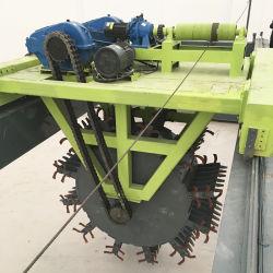 Adecuado para grandes Span máquina para hacer el abono de piezas de maquinaria agrícola el abono tipo rueda Turner