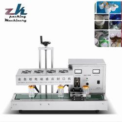 병 밀봉 기계 자동적인 전자 유도 알루미늄 호일 밀봉 기계 봉인자 컵 봉인자 기계