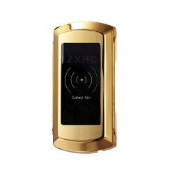 Sauna Ginásio Digital RFID inteligentes Acesso de bloqueio da bateria Em/ID do bloqueio do painel eletrônico de metais magnéticos com bracelete gratuito