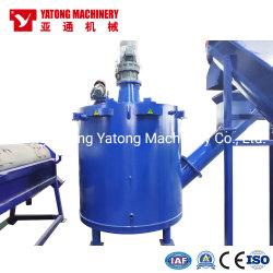 Yatong 300kg/h déchets Sacs PP PE du film et de lavage et séchage de broyage de recyclage de la ligne