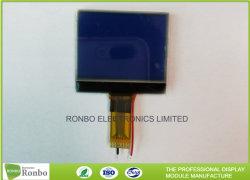 128 * 64 이 LCD 모듈 Stn Spi 공용영역을%s 가진 파란 Transmissive 도표 LCD 디스플레이