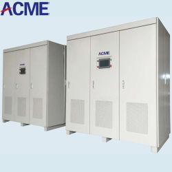 Große Energien-Qualität 50Hz 60Hz 400Hz 100kVA-800kVA IGBT programmierbares Spwm sondern aus,/statische Variable Wechselstrom-dreiphasigfrequenzumsetzer,/Inverter