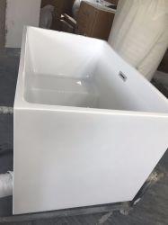 Малые 1100мм квадратный отдельно стоящая ванна