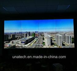 LCD van de Vatting van 3.5mm het Super Smalle Video LEIDENE van de Muur van de Vertoning het Verbinden Scherm
