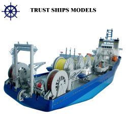 Миниатюрная модель судов для отображения