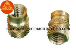 CNC Lathe Parts Mobile Phone Copper nuts Sx137