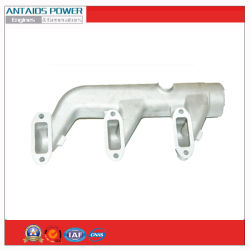 Deutzのエンジン部分のための取入口の管