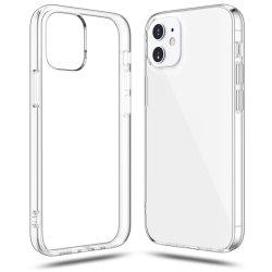명확한 투명한 TPU 뒤표지 부피 도매 셀룰라 전화 연약한 실리콘 iPhone를 위한 이동할 수 있는 셀룰라 전화 부속품 상자 11/12 Mini/PRO Max/X/Xr/Xs/7/8 플러스