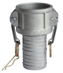 Aluminium Camlock Layflat Schlauchkupplung für Layflat Schlauch