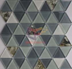 Utiliser la salle de bains Design moderne Mosaïque de cristal (CFC648)