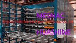 Proyecto de Asrs (Sistema de almacenamiento y recuperación automática) en el almacenamiento automático de soluciones logísticas de coche o en los diferentes tipos de piezas de metal