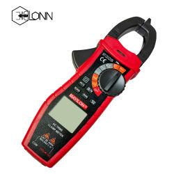 600A AC/DC Pince multimètre numérique avec correction multimètre pince multimètre numérique Pince multimètre AC DC testeur