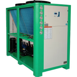 Высокое качество промышленного охлаждения охладителя воды для бассейна