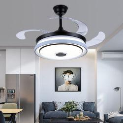 إضاءة دافانجو الصينية جولة دائرية سوداء دائرية ثريا حديثة واضحة قلادة زجاجية صغيرة مصنّعة خفيفة بقوة 72 واط ثريا آلة تثبيت خفيفة