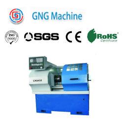 Metall der Präzisions-Ck6432, das CNC-Drehbank-Maschine aufbereitet
