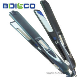 As placas de titânio espelho LCD cabelos as placas de titânio de espelho de ferro ferro Cabelo (V160)