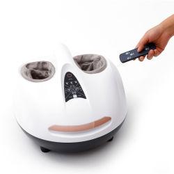 Ножной массажер машины с тепло, шиатсу глубокую насадки для теста терапии, сжатия, сброса педали