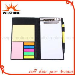 비즈니스 선물용 클립 폴더를 사용한 메모 패드 작성(PN0247)