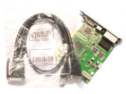 カードを送る電子フルカラーのLED表示壁のコントローラTs802D