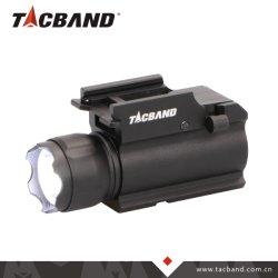 ضوء سلاح صغير للبيكاتيني، LED زاحف، ألومنيوم