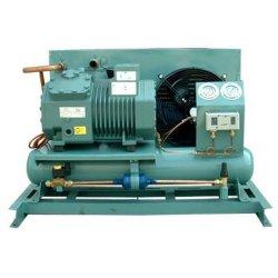 Compresor de refrigeración de alimentos la congelación de Bitzer condensación para almacenamiento en frío