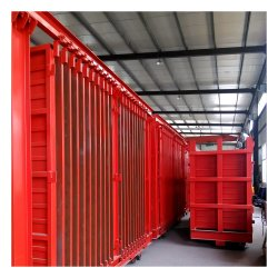 De Machine van het Comité van de Sandwich van het Cement van de Productie Line/EPS van de Raad van het Cement van de vezel
