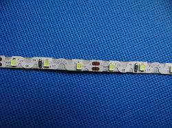 LEIDENE van het Type van fabriek Witte/Rode/Blauwe/Gele Flexibele 3528 S Strook voor Reclame