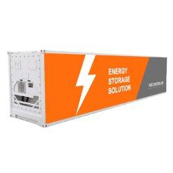 Batteria energia LiFePO4 capacità alimentatore solare batteria al litio solare Prodotti con sistema di archiviazione