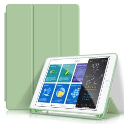 iPad용 Amazon Folio Smart 커버 10.2 10.5 2019 가죽 iPad 10.9 2020용 스킨 케이스