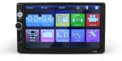 """2DIN 7"""" Voiture Lecteur vidéo MP5 avec système audio de voiture Radio DVD pour voiture lecteur de planche de bord"""