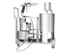 La salmuera Manual/inyector/máquina de inyección salina
